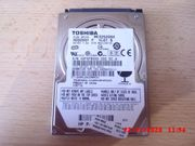 Notebook 320GB Toshiba MK3252GSX HDD2H01