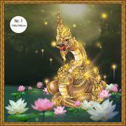 Massage Deko Naga BilderDeko für
