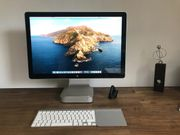 iMac Mini mit Apple Cinema