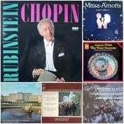 25 Schallplatten LPs Klassik Operetten