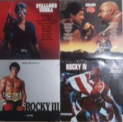 Schallplattensammlung 94 Vinyls