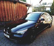 BMW 520d Facelift E60