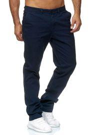 Herren Chino Hose Jeans Stoff-Hose