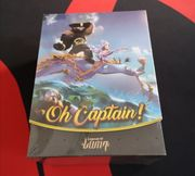 Oh Captain Legends of Luma