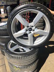 Audi Original Reifen mit Felge