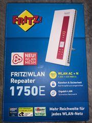 AVM FRITZ WLAN Repeater 1750E