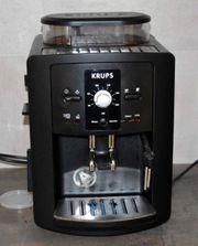Krups EA 8000 Kaffee-Vollautomat Espresseria