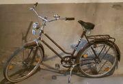 Bauer Fahhrad Damen-Fahrrad Nostalgie Classik