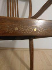 Jugendstil Art Deco Stuhl
