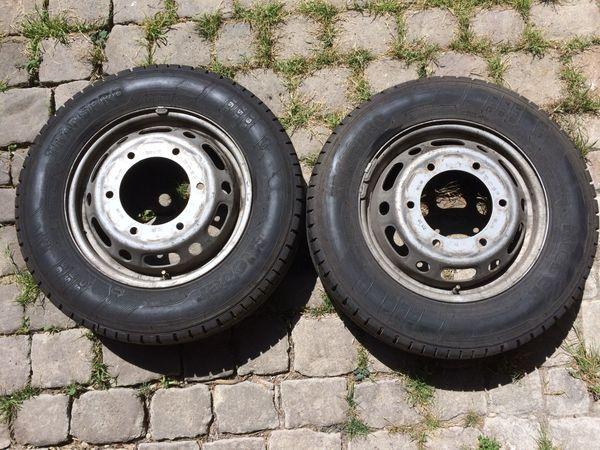 16 Zoll VW Crafter Mercedes