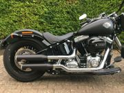Harley-Davidson Softail Slim inkl J