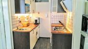 Neuwertige Einbauküche mit Geräten