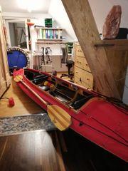 Kanu Klepper Faltboot Aureius II