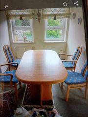 Esstisch plus Stühle