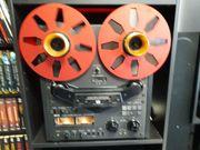 Tonbandgerät Akai GX 635 Schwarz
