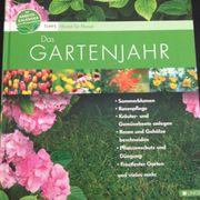 Buch Gartenjahr