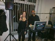 Italienische Internationale live musik DUO