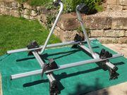 Frühjahrs-Schnäppchen Original-BMW-Dach-Fahrradträger für 2 Fahrräder