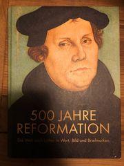 500 Jahre Reformation in Wort