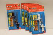 ABUS Rolladensicherung Qualitätssicherheit Schutz 5xweiss