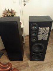 2 Lautsprecher zu verkaufen
