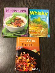 Wok Fleisch - Whisky - Nudelsaucen