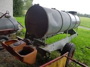 Wasserfass für Rinder Pferde etc