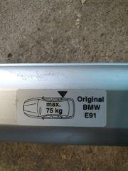 bmw e91 original dachträger