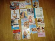Bücher über Schwangerschaft und rund