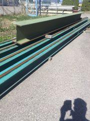 Hallenkran-Brückenträger HEA 450