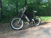 Raptor 140 E-Bike Downhill Uphill-Bike