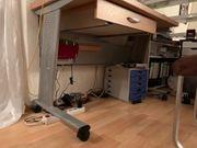 Schreibtischuntergestell