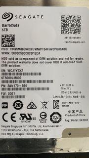 2 5 Zoll Festplatte Seagate
