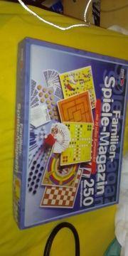 Familie- Spiele-Magazin