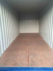 L Lager Container für Hausrat