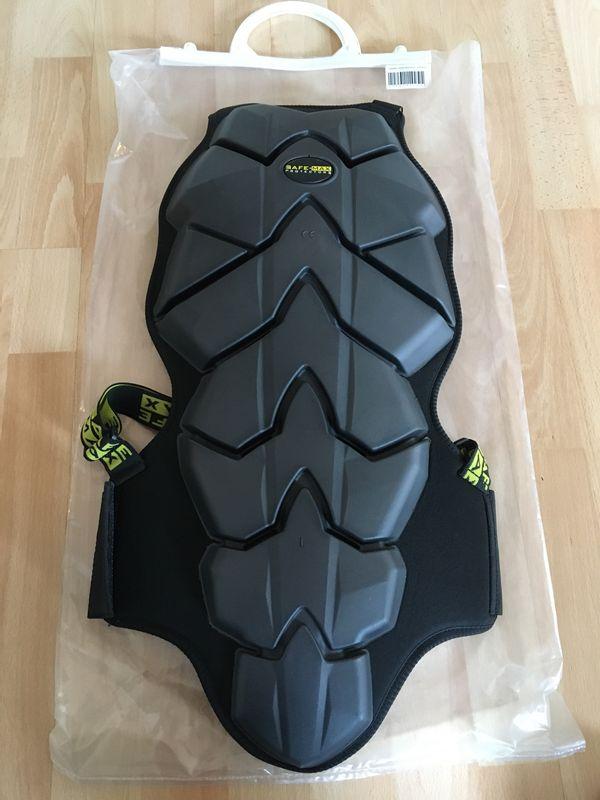 Safe-Max Rückenprotektor Gr L