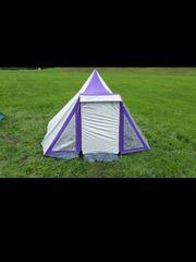 2 Personen Zelt gebraucht Camping