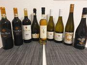 Wein Bofrost Verschiedene Sorten