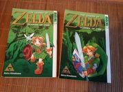 Legend of Zelda Manga zu