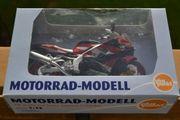 Verkaufe Motorrad-Modell Kawasaki ZX-PR originalverpackt