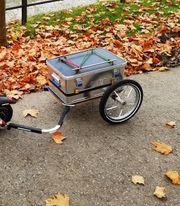Anhänger Fahrrad E scooter