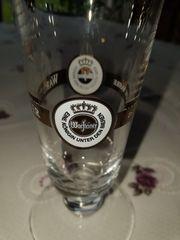 2 Original-Warsteiner Biergläser 0 3