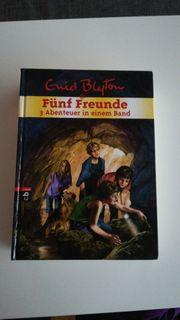 Kinderbuch Fünf Freunde Sammelband