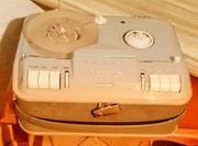 Grundig TK 23 Tonbandkoffer von