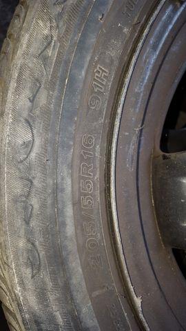 Alufelgen - Opel Astra H Zafira B