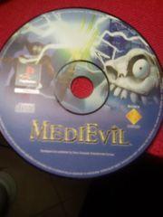 Suche für Playstation 1 Medievil