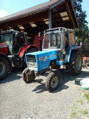 Traktor Landini 7550
