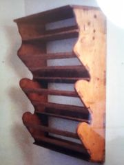 Tellerbord antik