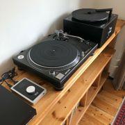 Transcription Technics SL-1210 Plattenspieler mit