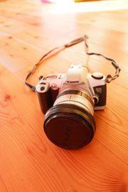 Analoge Canon EOS 500 N